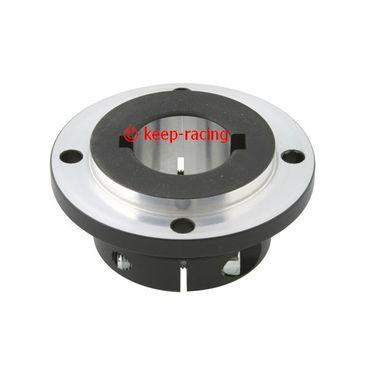Bremsscheibenaufnahme 40mm Aluminium schwarz