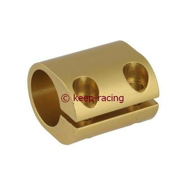 Klemme für Stabilisator 28mm gold