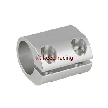 tie for 28mm stabilizing bar aluminium anodized
