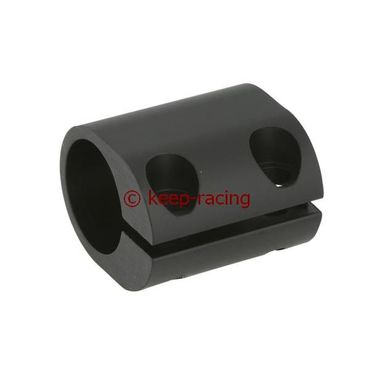 Klemme für Stabilisator 30mm schwarz