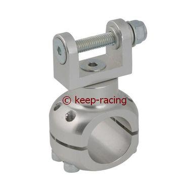 Halterung für Wasserpumpe 28mm eloxiert