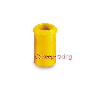 Gummi Dichtung, Vibrationsdämpfer für Seitenkastenhalterung 28/20mm gelb