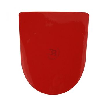 number plate red colour sticker for front panel (XTR14 /XTR20)