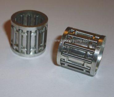 Nadellager, Kolbenbolzenlager KTV Ø14x18-16,7mm 8g B4,für 100cc/ROK,silber