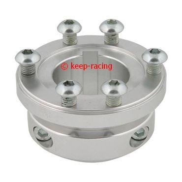 aluminium anodized aluminium sprocket carrier 30mm for 125cc for sprocket kc400