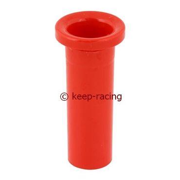 Ansaugrohr 30mm, rot