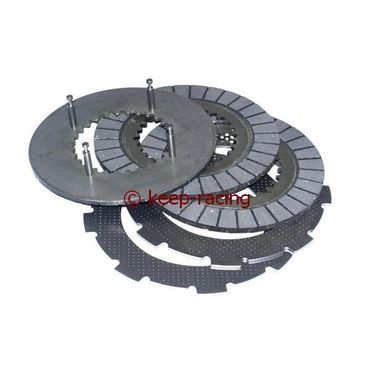 set of clutch disks for honda gx (GX120 - GX270)