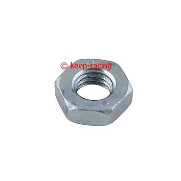 nut m8mm aluminium zinc-plated