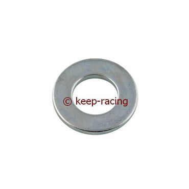 washer 10x25mm h.4mm black