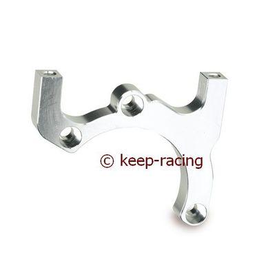 aluminium brake caliper support r100/125-4p aluminium anodized