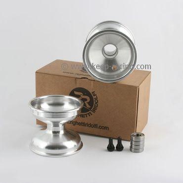 5 Zoll Aluminiumfelgen, Satz, 115mm Breite, 17mm Aufnahme