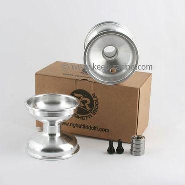 5 Zoll Aluminiumfelgen, Satz, 130mm Breite, 17mm Aufnahme