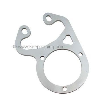 screw on plate for brake caliper 2-piston & 4 piston Race& Race HQ, 3 hole