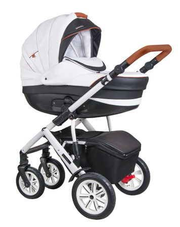 Kinderwagen Verona Eco von Coletto Kombi Set 2in1 V09 | Coronio – Bild 1
