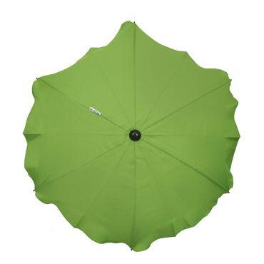 Sonnenschirm für Kinderwagen oder Reisebett Parasol diverse Farben – Bild 7