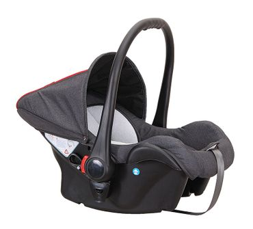 Kinderwagen Florino Carbon FN-02 Isofix Babyschale Set 3 in1  – Bild 4