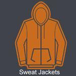 Sweat Jackets