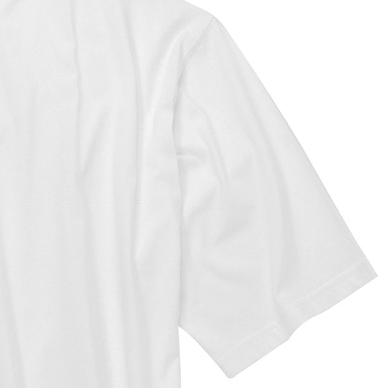 Detailbild zu T-Shirt - Farbe weiß aus 100 % Baumwolle // KAPART