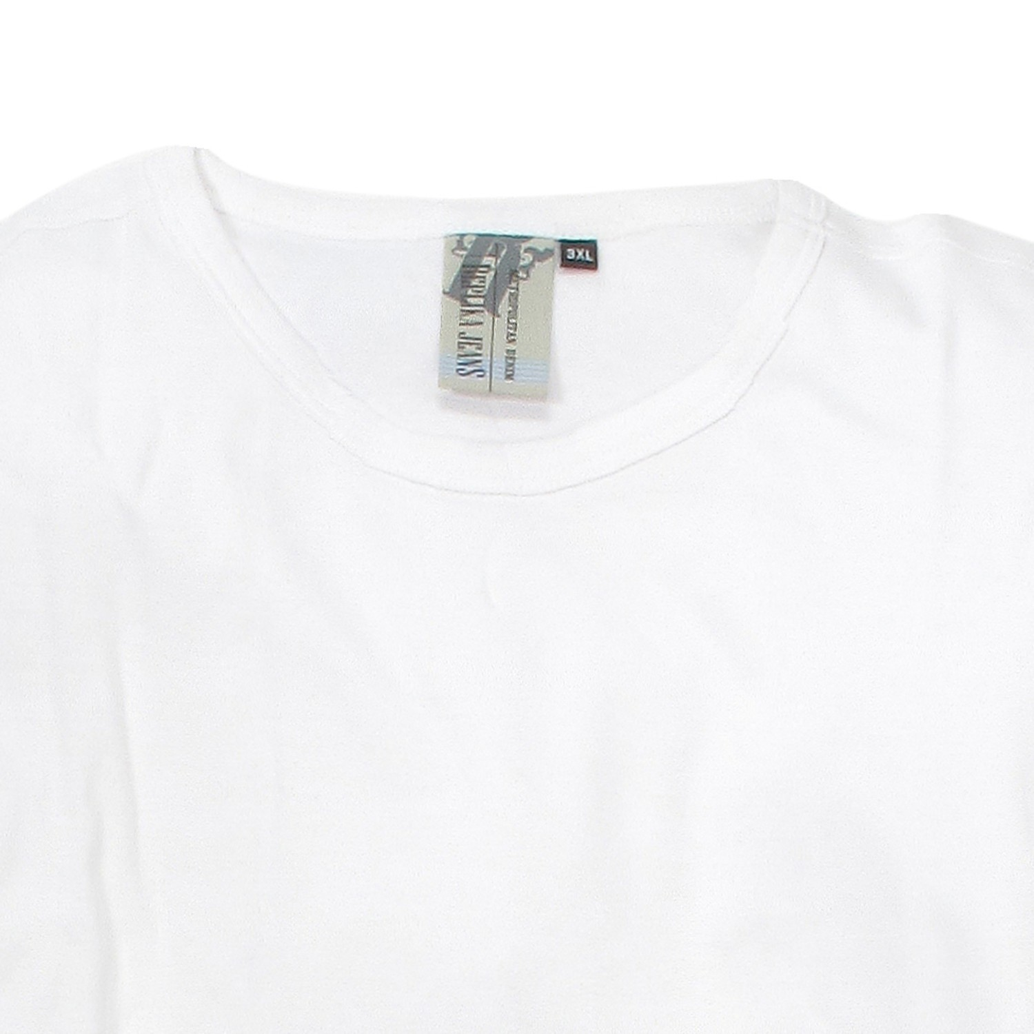 Detail Image to White longsleeve for men by Replika up to oversize 8XL
