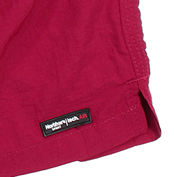 Detail Image to Red swimming trunks by aero/North 56°4 in extra large sizes up to 8XL