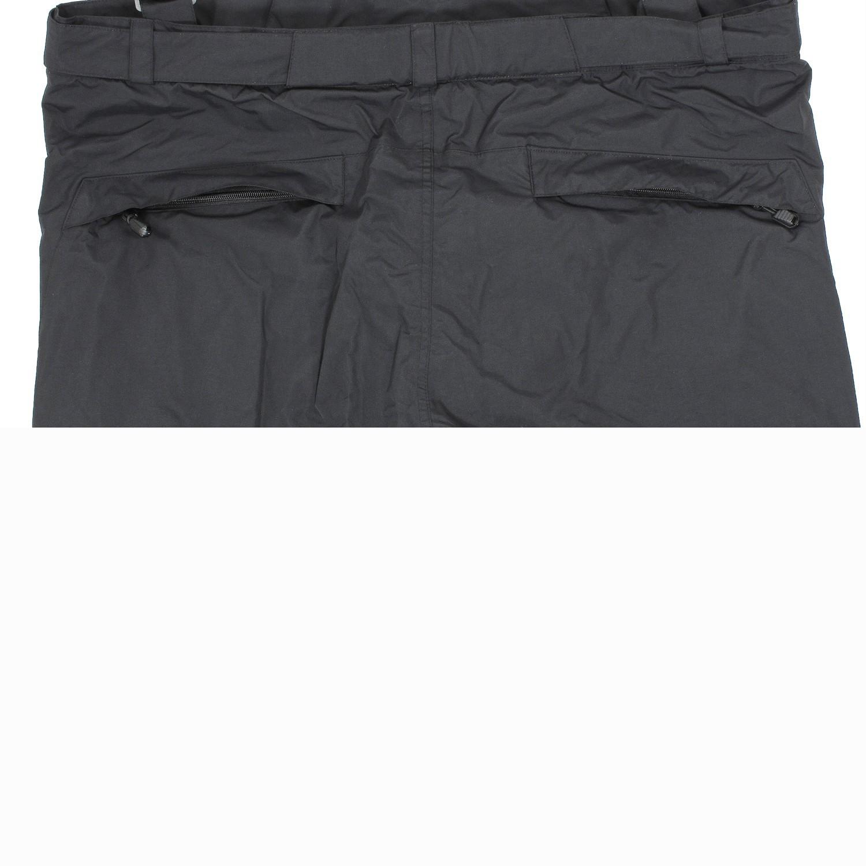 Detailbild zu Skihose Schwarz mit abnehmbaren Hosenträgern bis 14XL
