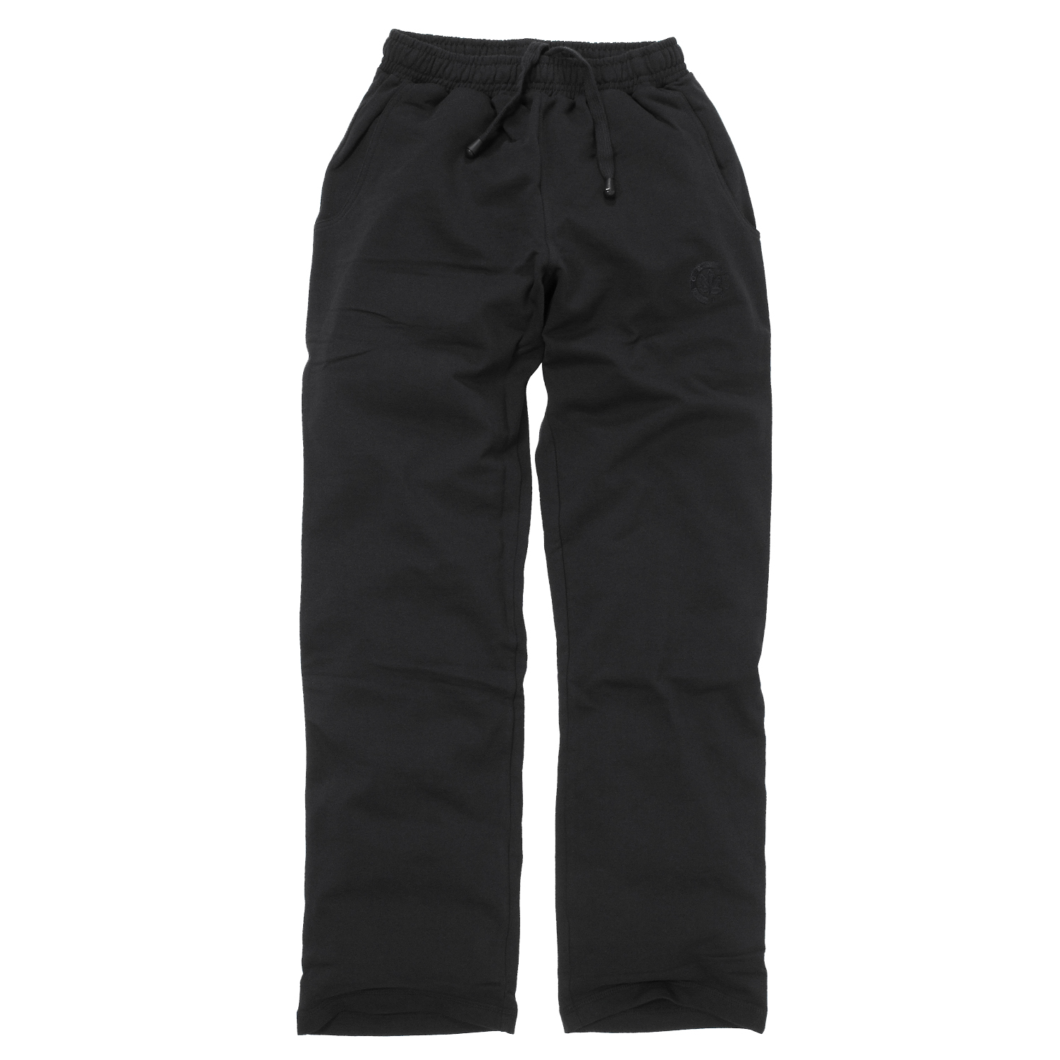 Detail Image to Jogging pants in black by Ahorn Sportswear up to oversize 10XL
