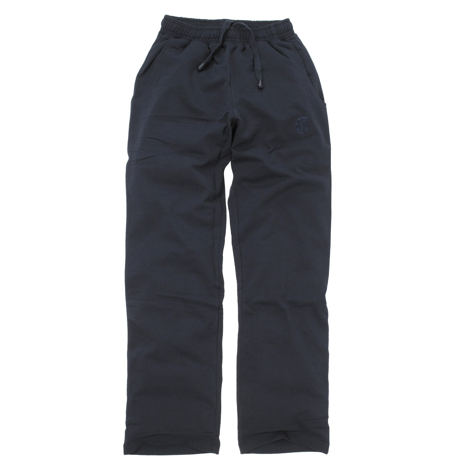 Detail Image to Jogging pants in dark blue by Ahorn Sportswear up to oversize 10XL