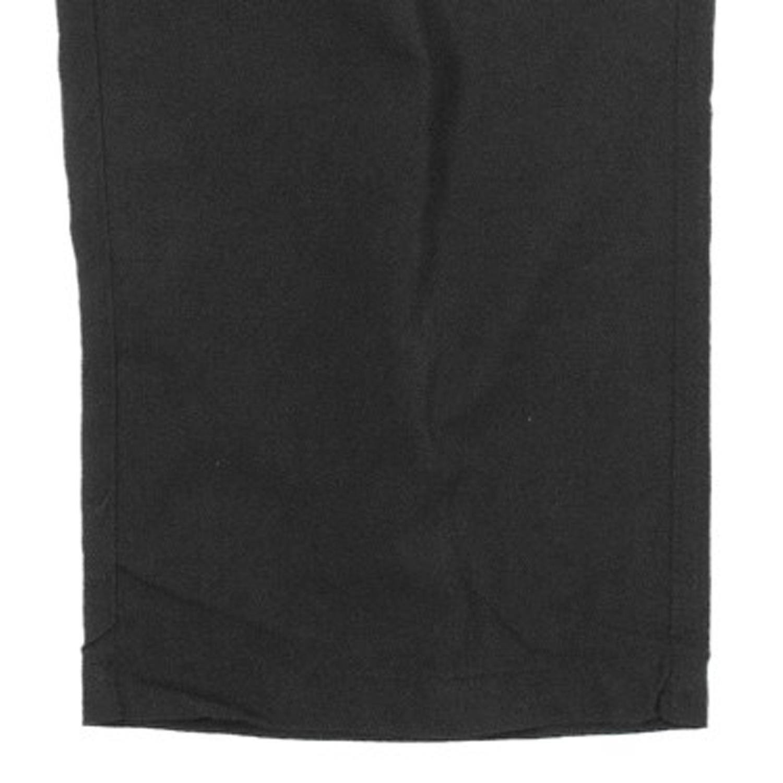 Detailbild zu Schwarze Herren Micro Fitness Hose von Ahorn Sportswear in Übergrößen bis 10XL