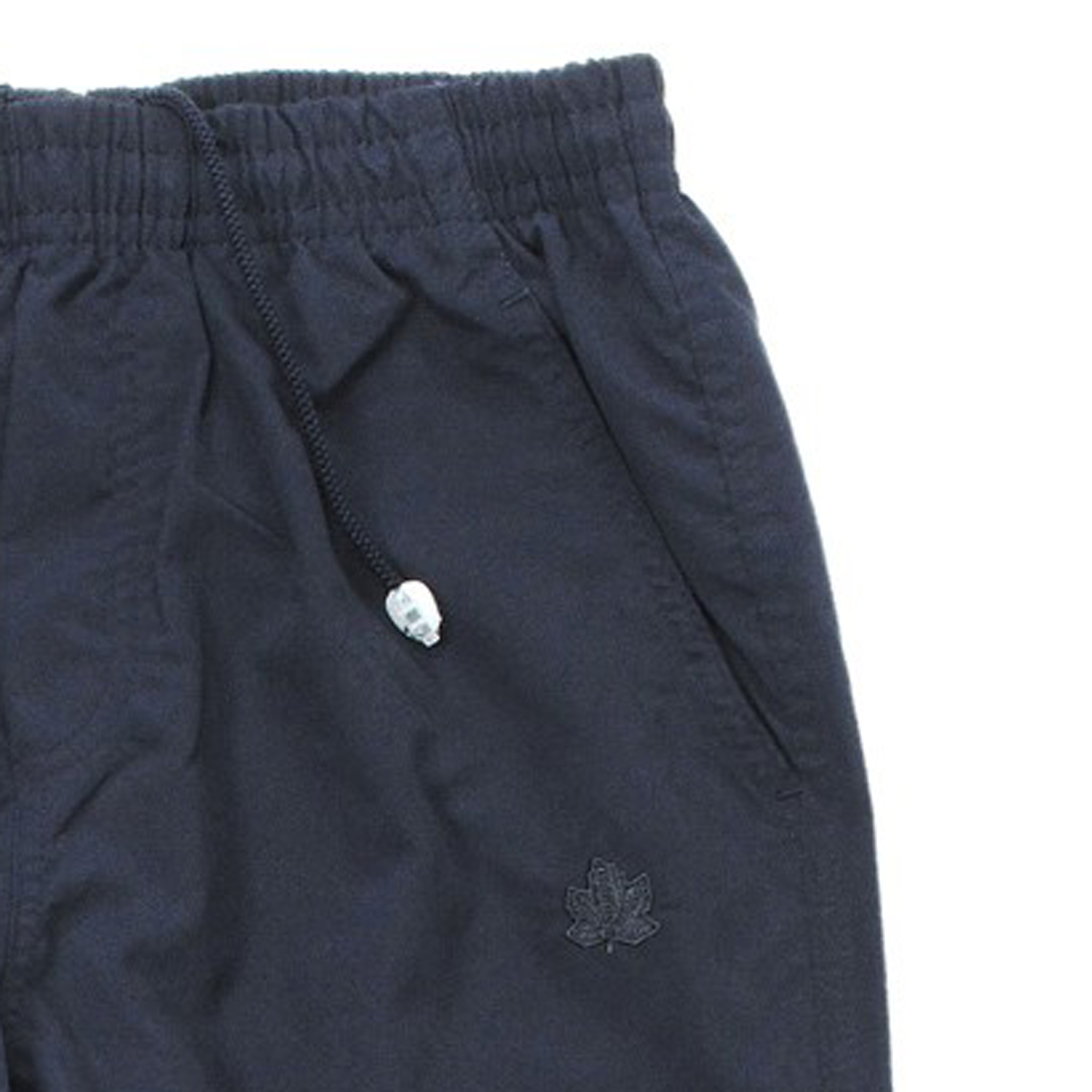 Detail Image to Micro fitness pants dark blue from Ahorn Sportswear in outsizes up to 10 XL