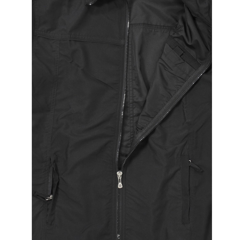 Detailbild zu Fitness Jacke von Ahorn Sportswear - Übergöße - Schwarz