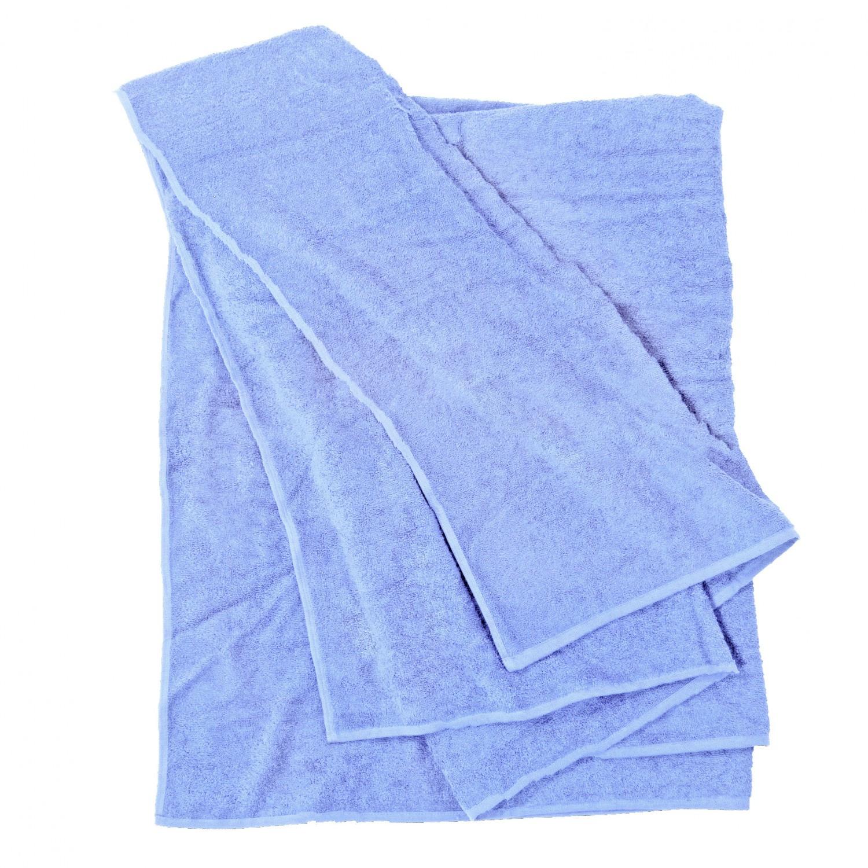 Detailbild zu Hochwertiges Handtuch - BIG BASICS Übergröße: 155x220 cm, hellblau