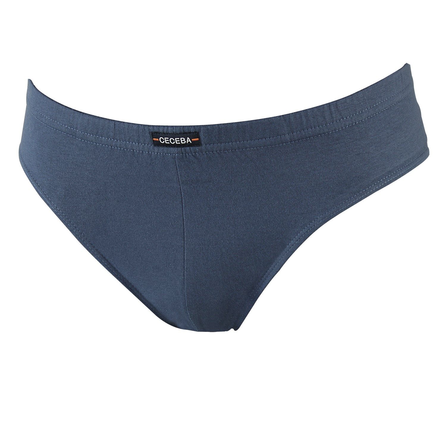 Detail Image to Briefs in dark blue by Ceceba up to oversize 18 / pack of 3