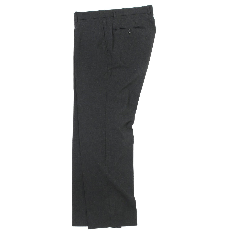Detailbild zu Graue Anzughose von Weis in Übergrößen bis 36 und 70