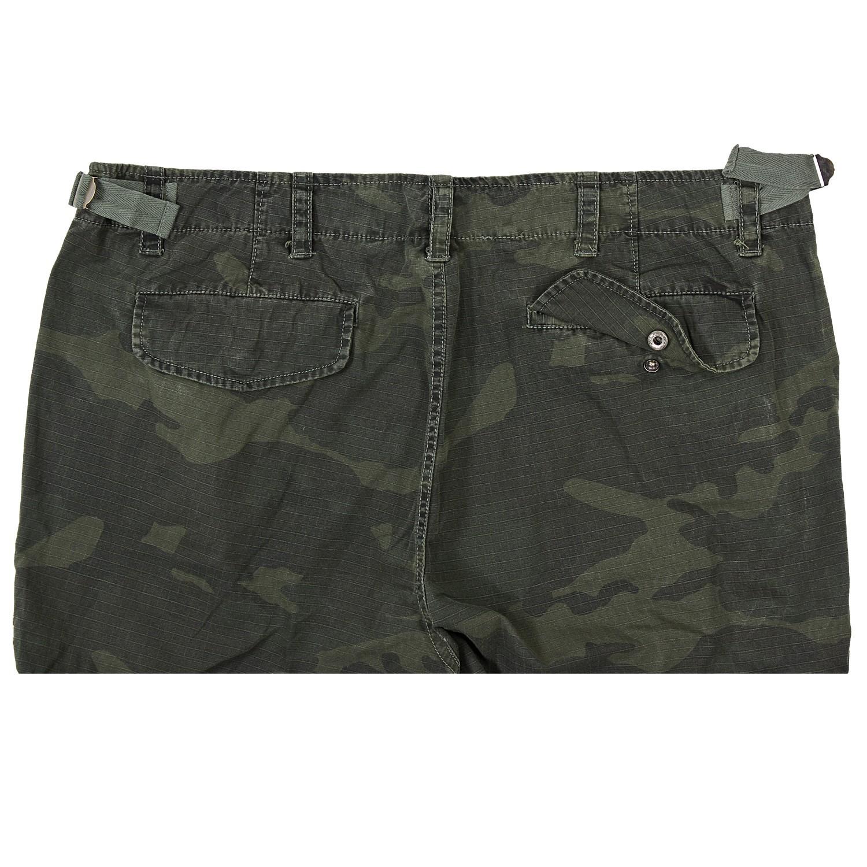Detailbild zu Army Bermuda-Shorts in Übergrößen bis W60