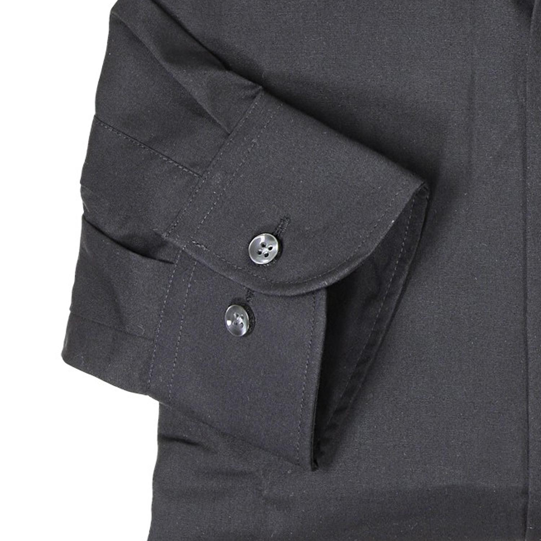 Detailbild zu Dunkelgraues Hemd von Casamoda in Übergrößen bis 7XL