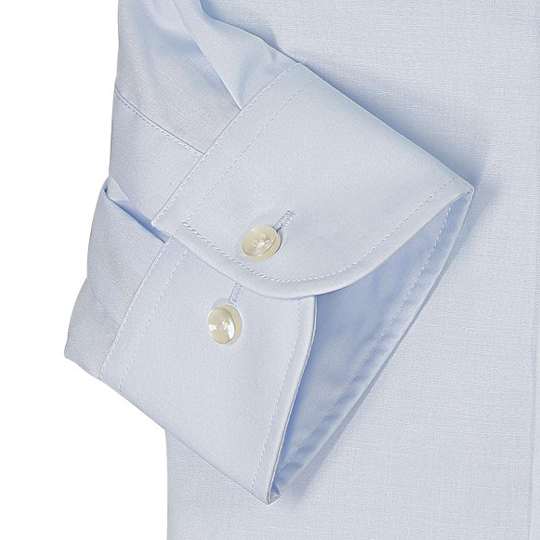 Image de détail de Chemise bleue claire de Casamoda grandes tailles jusqu'au 7XL