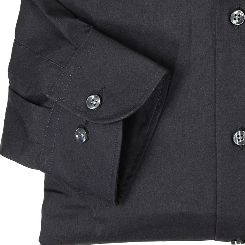 Image de détail de Chemise noire de Casamoda grandes tailles jusqu'au 7XL