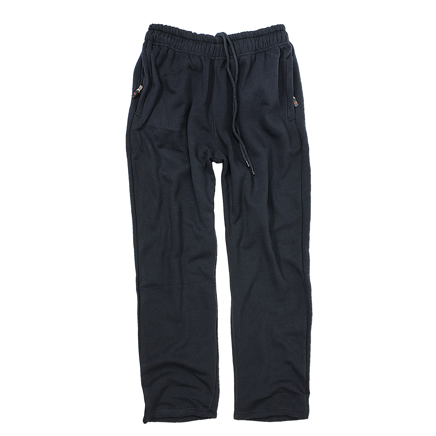 Detail Image to Jogging trousers model ALBERT in blue by Rockford in oversizes until 8XL