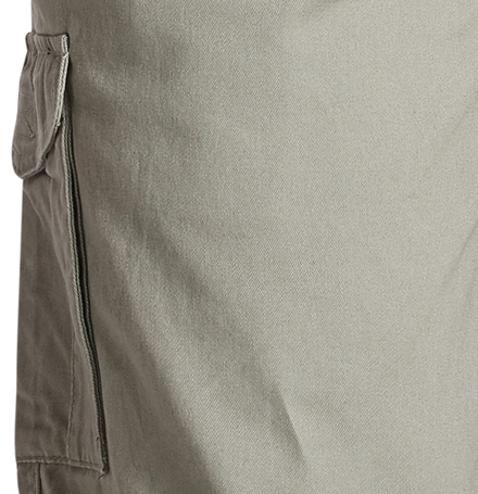 Detail Image to Cargo shorts by North 56°4 up to oversize 8XL / sand-colored