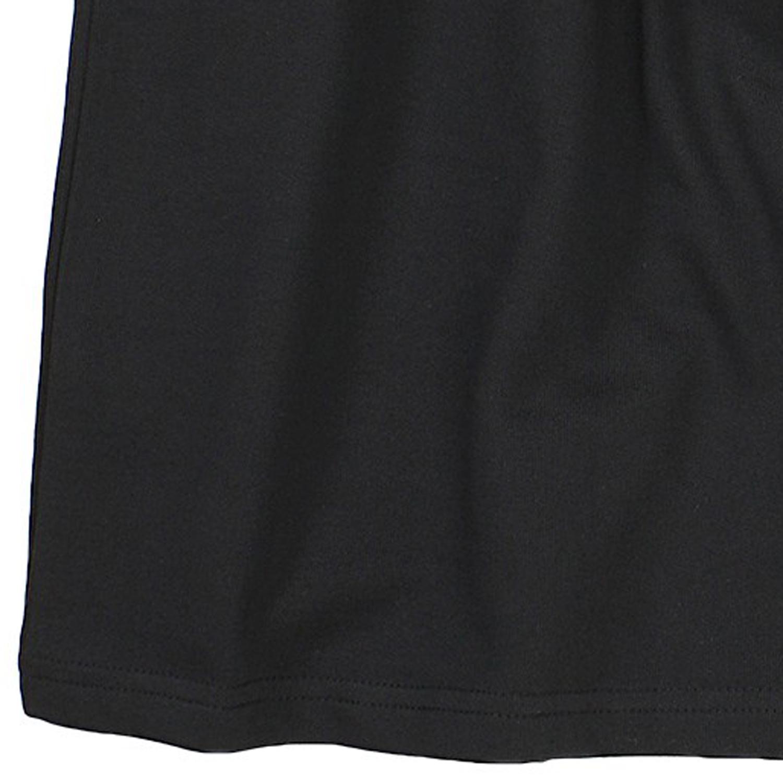 Detailbild zu Schwarze kurze Jogginghose von Redfield in Übergrösse bis 10XL