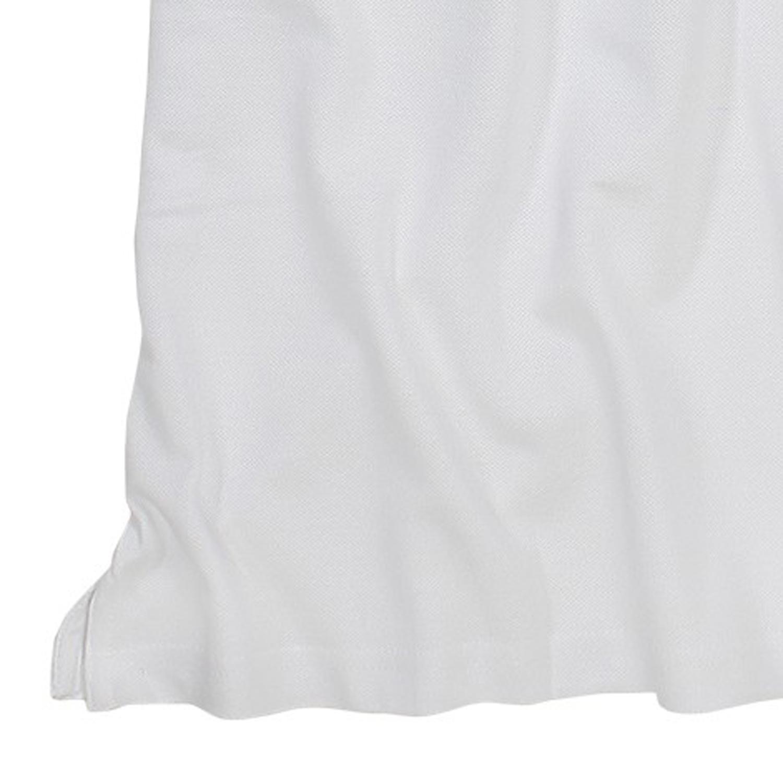 Image de détail de Polo blanc de Redfield grandes tailles jusqu'au 8XL