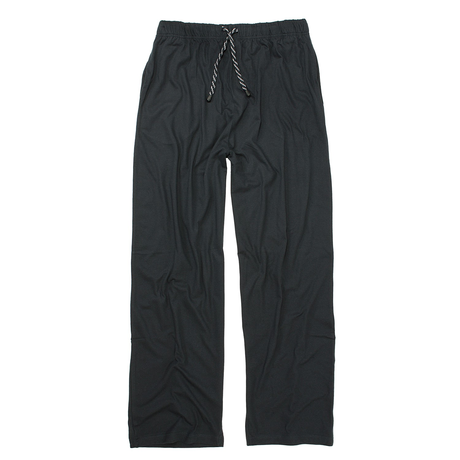 Detail Image to Long pyjama pants in blue by ADAMO in plus sizes up to 9XL