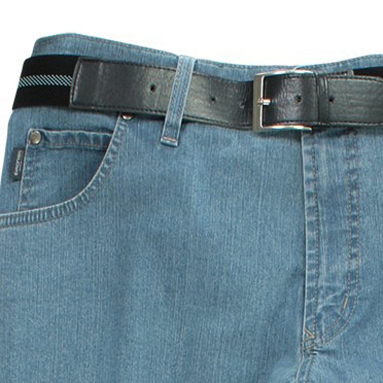 """Detailbild zu Blaue Jeans """"Peter"""" von PIONIER in großen Größen bis 64 / 35"""