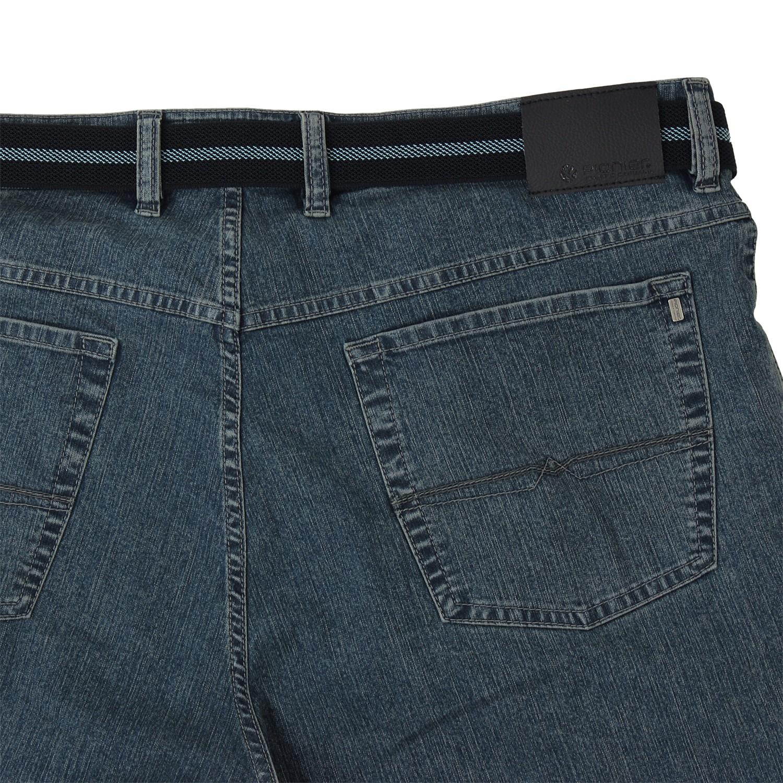 """Detailbild zu Blaue Jeans """"Peter"""" von PIONIER in großen Größen bis 36/64"""