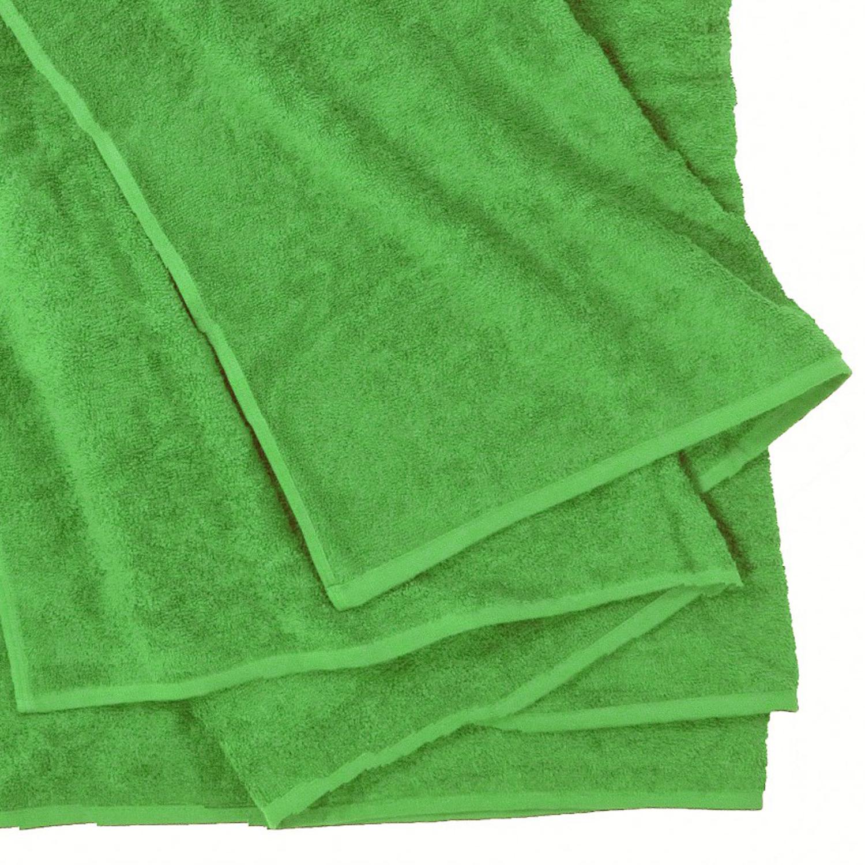 Detailbild zu Hellgrünes Kapart Strandhandtuch in Übergrößen 155x220cm und 100x220cm