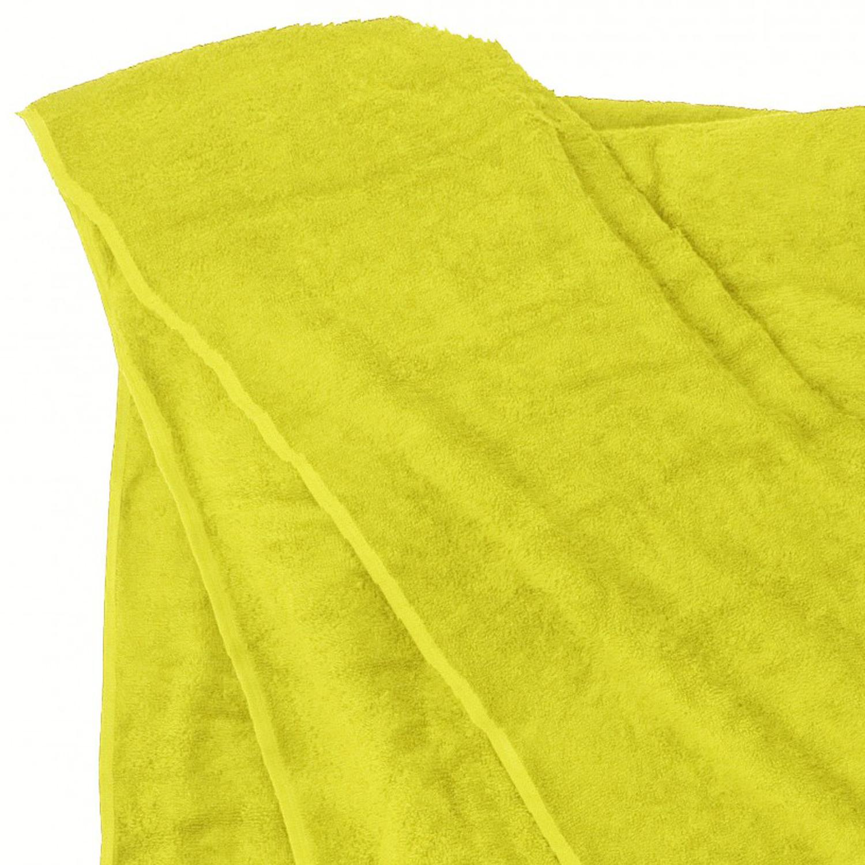 Detailbild zu Badehandtuch groß in gelb von Kapart in Übergrößen 155x220 cm und 100x220 cm