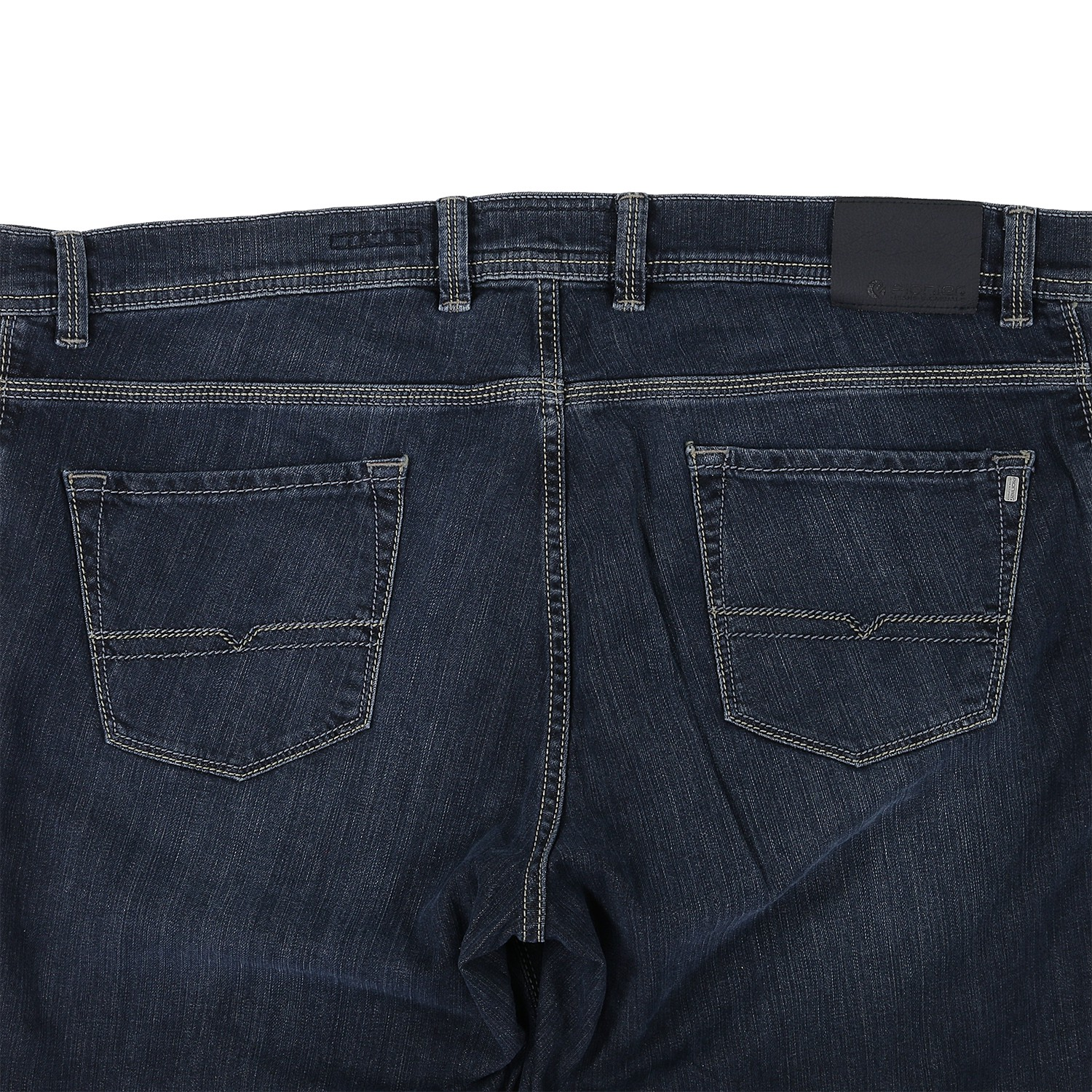 Detail Image to XXL Jeans by Pionier for men - up to sizes 36 and 64