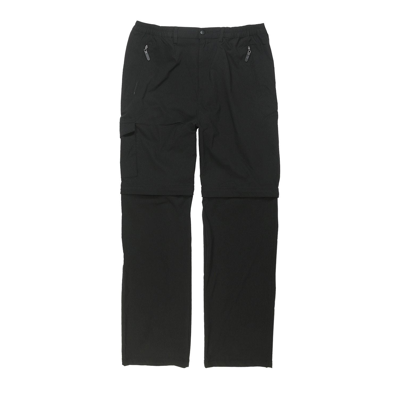 Image de détail de Pantalon Zip-Off noir by Abraxas, grandes tailles jusqu'au 10XL