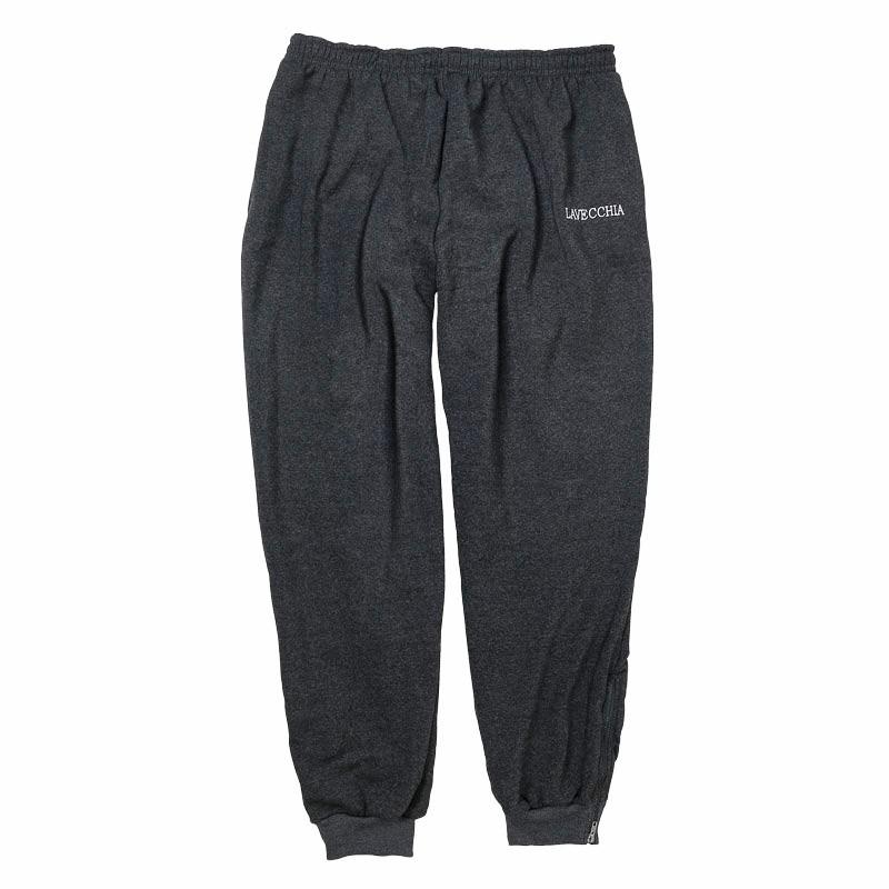 Image de détail de Pantalon de jogging gris de Lavecchia grandes tailles jusqu'au 8XL