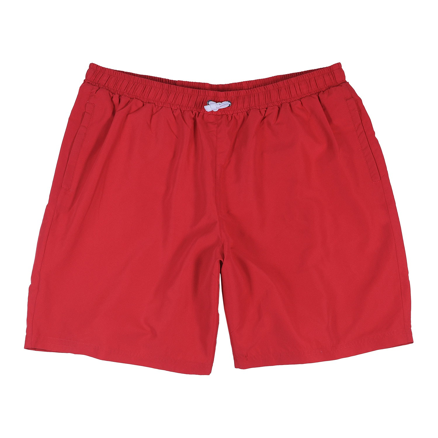 Detail Image to Swimming trunks in red up to oversize 10XL- Abraxas